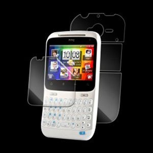 Image of HTC ChaCha invisible SHIELD MAXIMUM beskyttelse