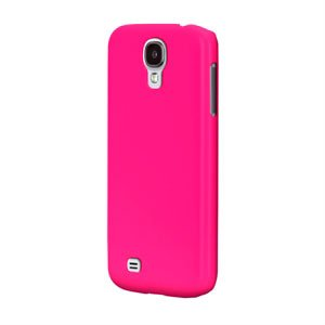 Image of   Samsung Galaxy S4 Case-Mate Barely There Cover - Pink