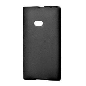Billede af Nokia Lumia 900 Silikone cover fra inCover - sort