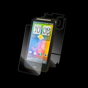 Image of HTC Desire HD invisible SHIELD MAXIMUM beskyttelse
