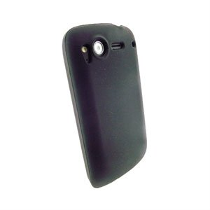 Image of HTC Desire S Silikone cover fra inCover - Sort
