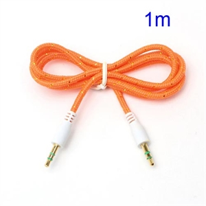 Billede af 3.5mm - 3.5mm Audio Kabel - Orange