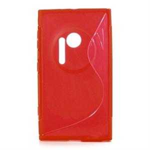 Billede af Nokia Lumia 1020 inCover TPU S-line Cover - Rød