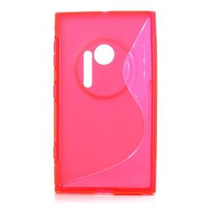 Billede af Nokia Lumia 1020 inCover TPU S-line Cover - Rosa