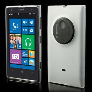 Billede af Nokia Lumia 1020 inCover TPU Cover - Hvid