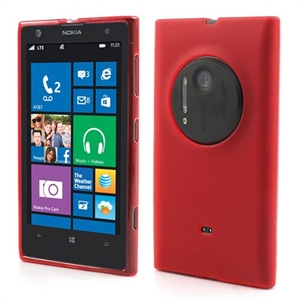 Billede af Nokia Lumia 1020 inCover TPU Cover - Rød