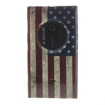 Billede af Nokia Lumia 1020 inCover Design Cover - Stars & Stripes