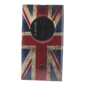 Billede af Nokia Lumia 1020 inCover Design Cover - Union Jack