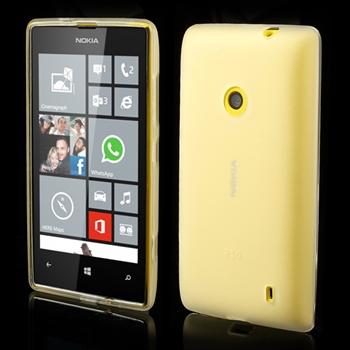 Billede af Nokia Lumia 520 inCover TPU Cover - Gennemsigtig