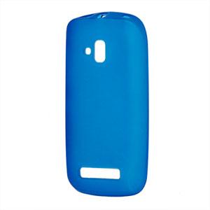 Image of Nokia Lumia 610 TPU cover fra inCover - blå