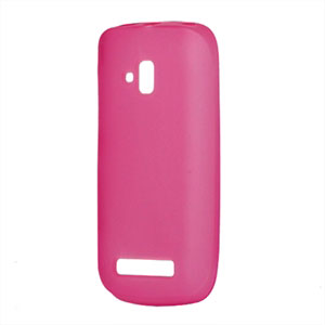 Image of Nokia Lumia 610 TPU cover fra inCover - rosa
