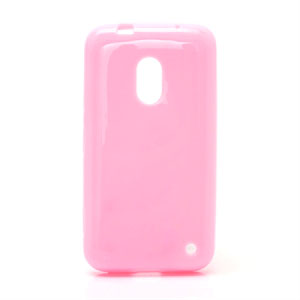 Image of Nokia Lumia 620 TPU cover fra inCover - pink