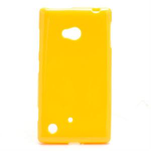 Billede af Nokia Lumia 720 TPU cover fra inCover - gul