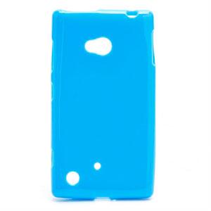 Billede af Nokia Lumia 720 TPU cover fra inCover - blå