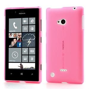 Billede af Nokia Lumia 720 inCover TPU Cover - Pink