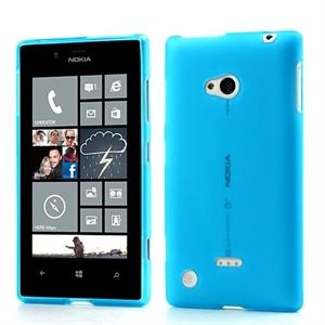 Billede af Nokia Lumia 720 inCover TPU Cover - Lys Blå