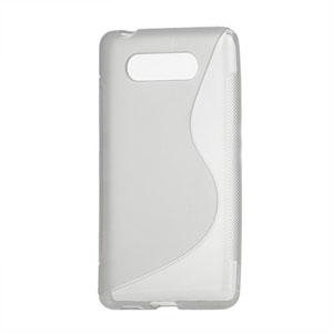 Billede af Nokia Lumia 820 TPU S-line cover fra inCover - gennemsigtig