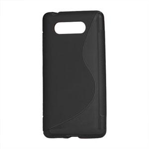 Billede af Nokia Lumia 820 TPU S-line cover fra inCover - sort