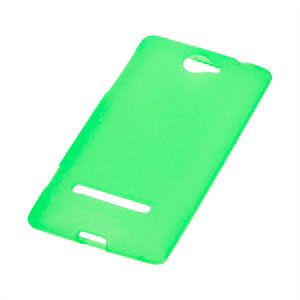 Image of HTC 8S TPU cover fra inCover - grøn