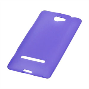 Image of HTC 8S TPU cover fra inCover - lilla