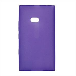 Billede af Nokia Lumia 900 TPU cover fra inCover - lilla