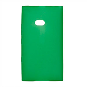 Billede af Nokia Lumia 900 TPU cover fra inCover - grøn