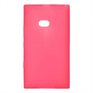 Billede af Nokia Lumia 900 TPU cover fra inCover - pink