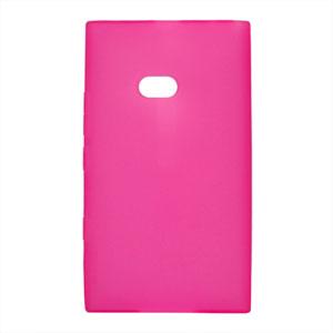 Billede af Nokia Lumia 900 TPU cover fra inCover - rosa
