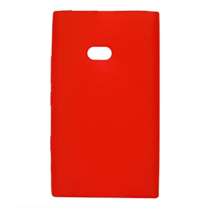 Billede af Nokia Lumia 900 TPU cover fra inCover - rød