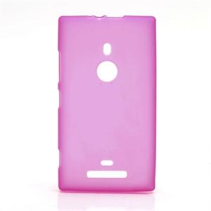 Billede af Nokia Lumia 925 inCover TPU Cover - Rosa