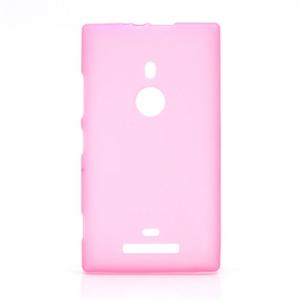 Billede af Nokia Lumia 925 inCover TPU Cover - Pink