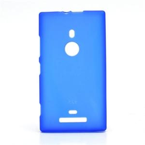 Billede af Nokia Lumia 925 inCover TPU Cover - Mørk Blå