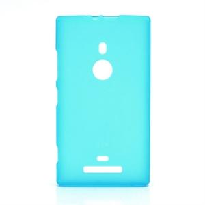 Billede af Nokia Lumia 925 inCover TPU Cover - Lys Blå
