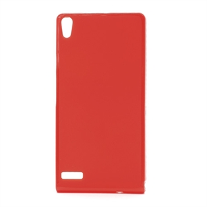 Image of Huawei Ascend P6 inCover TPU Cover - Rød