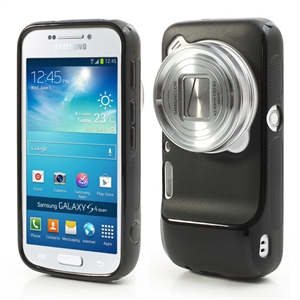 Samsung Galaxy S4 Zoom inCover TPU Cover - Sort