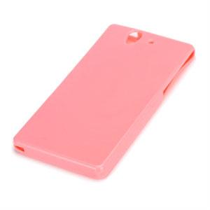 Billede af Sony Xperia Z TPU cover fra inCover - pink