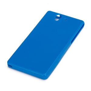Billede af Sony Xperia Z TPU cover fra inCover - blå