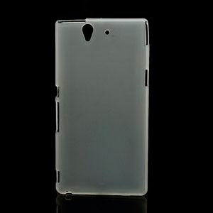 Billede af Sony Xperia Z TPU cover fra inCover - hvid