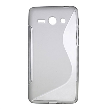 Huawei Ascend Y530 inCover TPU S-line Cover - Grå