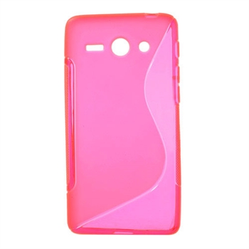 Image of   Huawei Ascend Y530 inCover TPU S-line Cover - Rosa