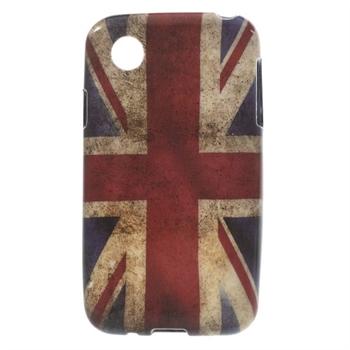 Billede af LG L40 inCover Design TPU Cover - Union Jack