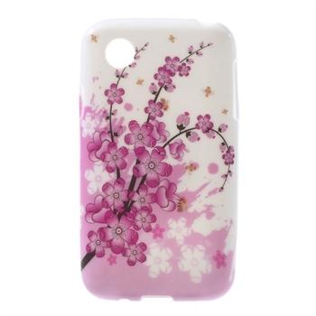 Billede af LG L40 inCover Design TPU Cover - Plum Blossom