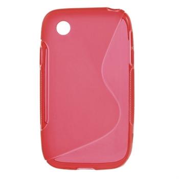 Billede af LG L40 inCover TPU S-line Cover - Rød