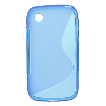 Billede af LG L40 inCover TPU S-line Cover - Blå
