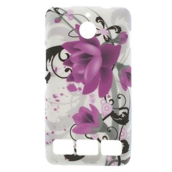 Billede af Sony Xperia E1 inCover Design TPU Cover - Lotus Flower
