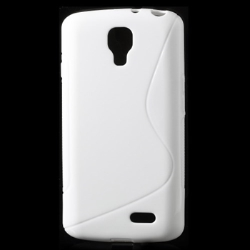 Image of LG F70 inCover TPU S-line Cover - Hvid