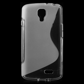 Image of LG F70 inCover TPU S-line Cover - Gennemsigtig