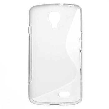 Image of LG F70 inCover TPU S-line Cover - Grå