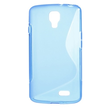 Image of LG F70 inCover TPU S-line Cover - Blå