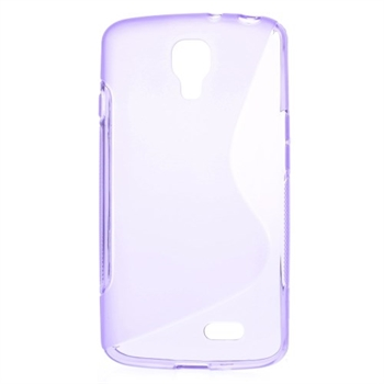 Image of LG F70 inCover TPU S-line Cover - Lilla